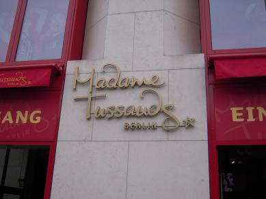Madame Tussauds i Berlin