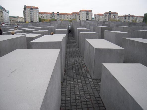 Föreintelsemonumentet i Berlin