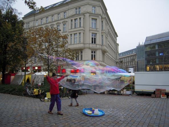 Hackescher Markt i Berlin