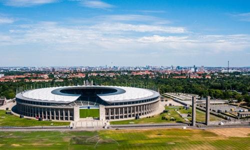 Olympiastadion i Berlin