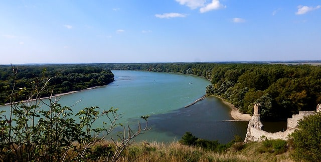 Floden Donau