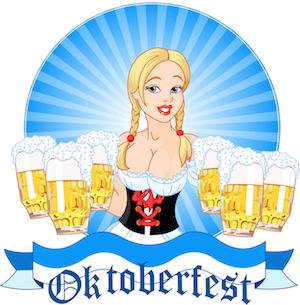 Oktoberfest-logotyp