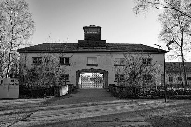 Koncentrationslägret Dachau