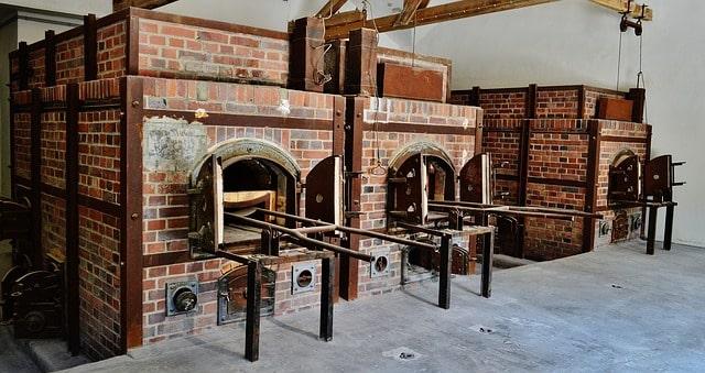 Krematorium i Dachau