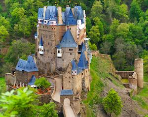Bild på Burg Eltz