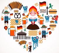 Hjärta Tyskland